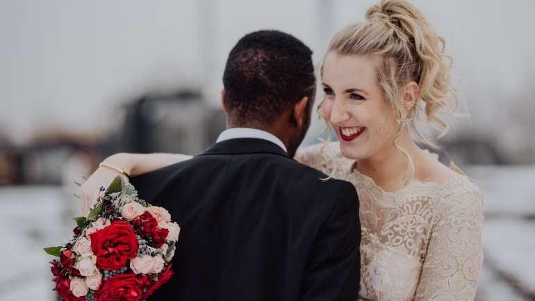 Armschmuck für die Braut