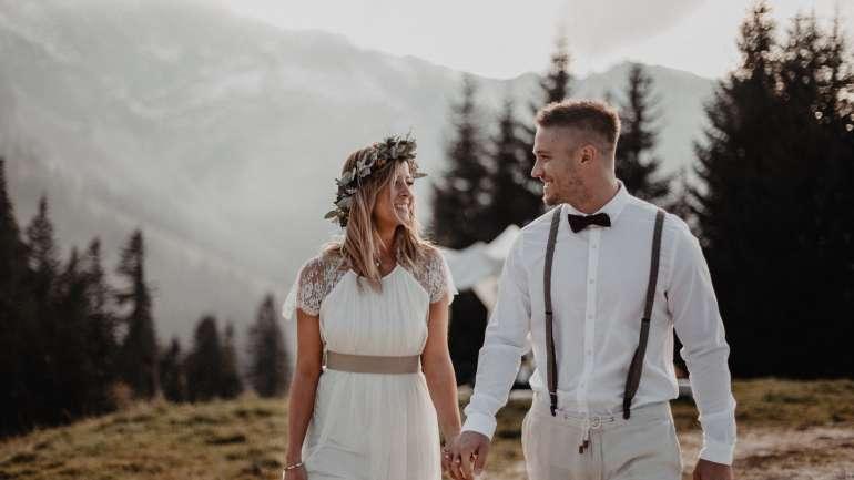 Brautschmuck für die Boho Hochzeit