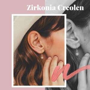 Zirkonia Creolen
