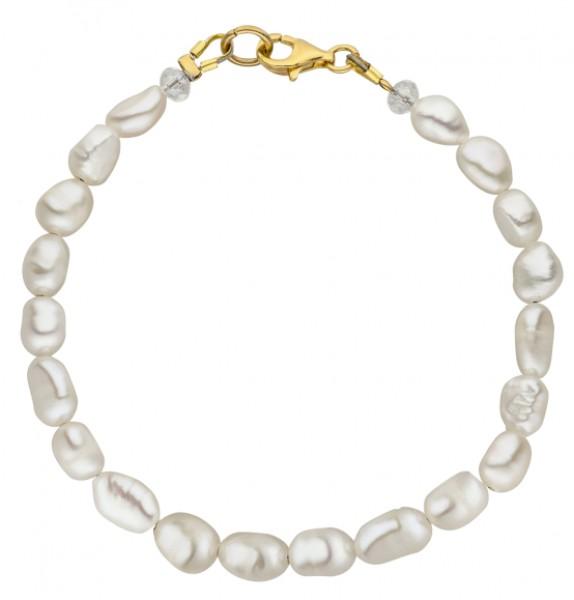 Süßwasser Perlen Armband